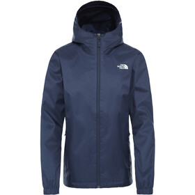 The North Face Quest Chaqueta Mujer, urban navy/TNF white